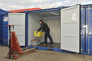 Self Storage Containers West Midlands